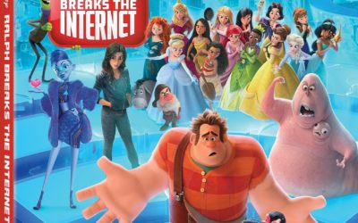 """Blu-Ray Review: """"Ralph Breaks the Internet"""""""