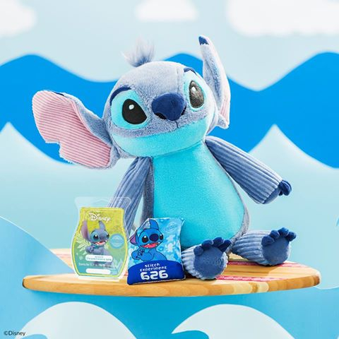 Scentsy Stitch Collection Available for a Limited Time