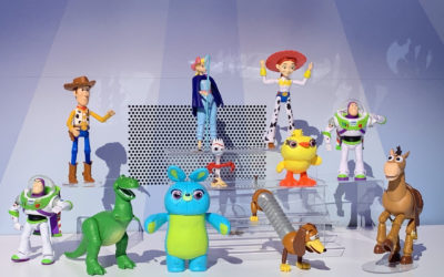 Toy Fair 2019: Mattel (Toy Story 4, Cars, Frozen, Barbie, Hot Wheels)