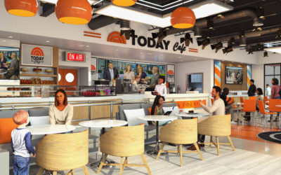 Universal Orlando Announces TODAY Cafe Coming to Universal Studios Florida
