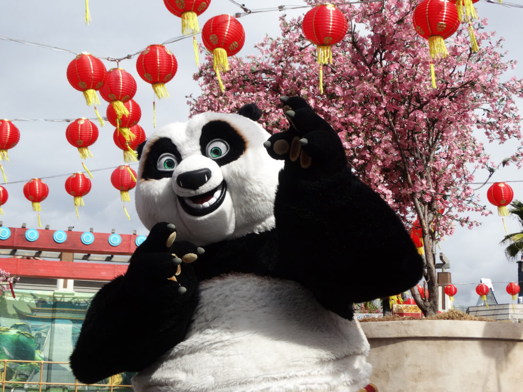 Videos: Lunar New Year Returns to Universal Studios ...