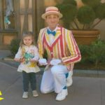 """Adorable Video Show Bert From """"Mary Poppins"""" Dancing with a Young Guest"""
