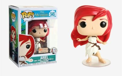 """BoxLunch Celebrates 30 Years of """"The Little Mermaid"""" with New Collection"""