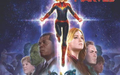 """Book Review: """"The Art of Captain Marvel"""" Details Character and Location Design for Marvel Studios' Latest Smash Hit"""