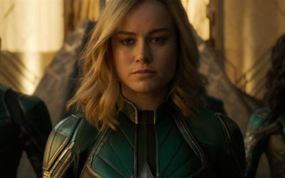 """Captain Marvel"" Opens with Heroic Box Office Numbers"