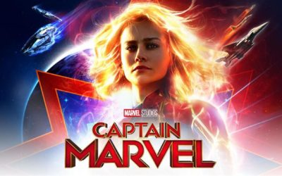 """""""Captain Marvel"""" Pop-Up Experience Comes to Times Square Disney Store"""