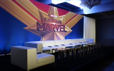 Captain Marvel's Brie Larson, Lashana Lynch Talk Character, Empowerment, and Friendship