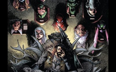 Comic Review - Amazing Spider-Man #17