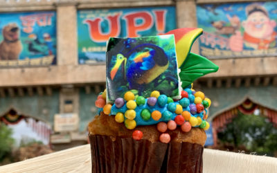 Disney's Animal Kingdom Update - Kevin Cupcake and Pandora Pressed Pennies