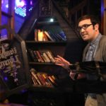 """FX's """"What We Do in the Shadows"""" Hosts Popup Libraries at SXSW"""