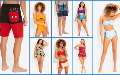 Hot Topic Debuts Swimwear Inspired by Disney Animated Classics