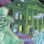 IDW Publishing to Release Haunted Mansion Original Graphic Novel This September