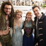 "Jack Whitehall Makes Surprise Cameo in ""Frozen: The Broadway Musical"" for ""The Tonight Show"" Bit"