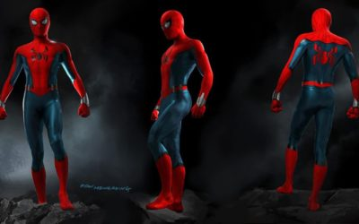 New Spider-Man Attraction Backstory, Meet and Greet Suit Design Revealed