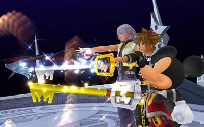 "Square Enix Announces Return of ""Kingdom Hearts - The Story So Far-"""