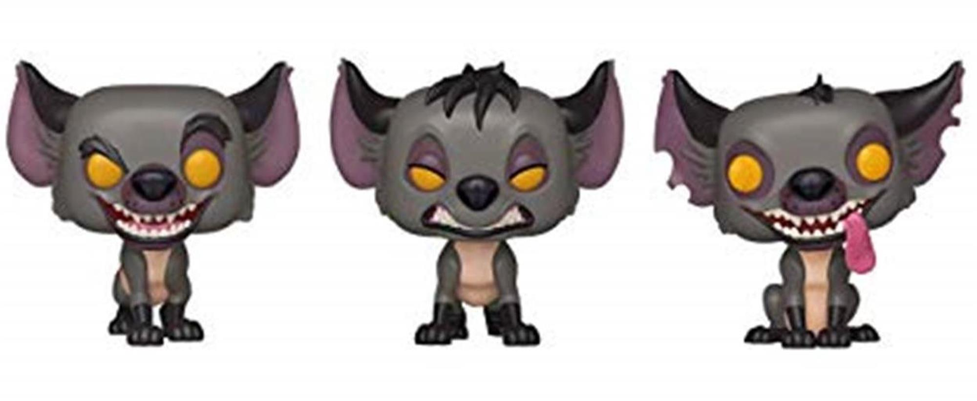 """""""The Lion King"""" Hyena 3 Pack Funko Pop! Coming In April"""