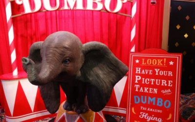 "Video: ""Dumbo"" Opens with Circus Performance, Costume Displays, More at El Capitan Theatre"