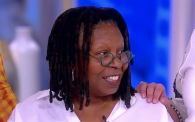 """Whoopi Goldberg Makes Surprise Return to """"The View"""" Following Severe Medical Scare"""