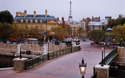 Worker Killed in Industrial Accident Behind Epcot's France Pavilion