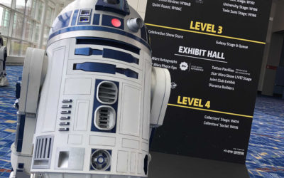 Star Wars is Alive and Well: Memories from Star Wars Celebration Chicago