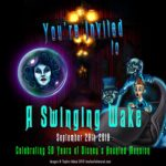A Swinging Wake Special Event Celebrates 50 Years of Disneyland's Haunted Mansion