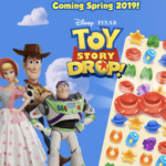 Big Fish Games Shares Sneak Peek at Toy Story Drop! Mobile Game