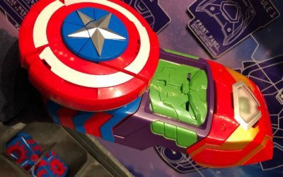 Build-Your-Own Marvel Gauntlet Comes to Disney California Adventure