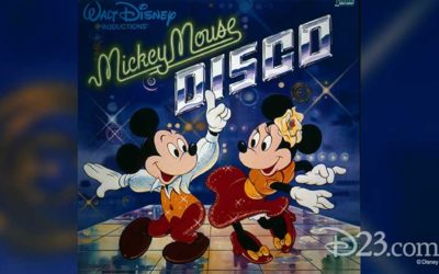 D23 To Celebrate 40th Anniversary of Mickey Mouse's Disco Album with Roller Disco Party
