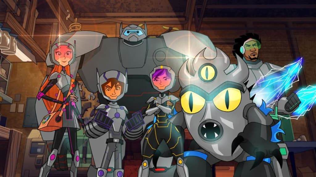 The Best Pictures Of Big Hero 6  Gif