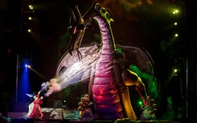 "Disney MaxPass Expanded to Include ""Fantasmic!,"" ""World of Color"""