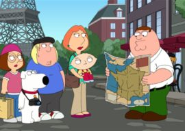 """""""Family Guy"""" Reruns to Air on FXX and Freeform Starting Next Week"""