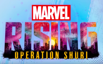 """Marvel Announces New """"Marvel Rising"""" Specials Featuring Ghost-Spider, Shuri and More"""