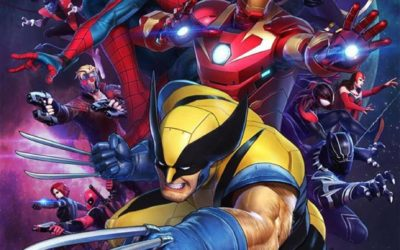 """Marvel Ultimate Alliance 3: The Black Order"" Coming to Nintendo Switch in July"