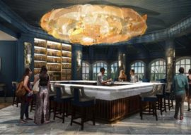 """New """"Beauty and the Beast"""" Bar and Lounge Coming to Disney's Grand Floridian Resort"""