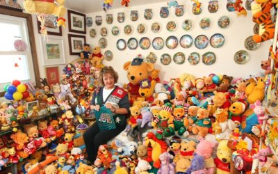 "Pooh Fanatic Gets MeTV ""Collector's Call"" Treatment"