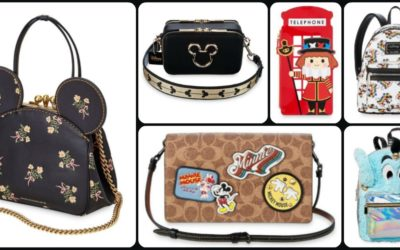 Spring Shopping Spree, New COACH Bags Arrive on shopDisney