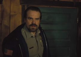 """Stranger Things"" Star David Harbour, Rachel Weisz Reportedly Join ""Black Widow"" Cast"