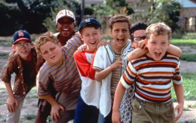 """""""The Sandlot"""" Series Reportedly Being Produced for Disney+"""