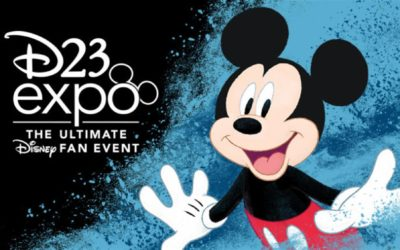 Three-Day Passes for 2019 D23 Expo Sold Out, All Single-Day Tickets Still Available