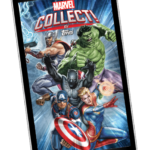 Topps Launches New Digital Trading Card App MARVEL Collect!