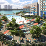 Universal Orlando Releases New Renderings of Endless Summer Resort