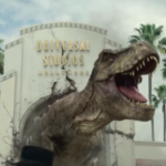 "Universal Studio Hollywood Launches ""Jurassic World – The Ride"" Ad Campaign"
