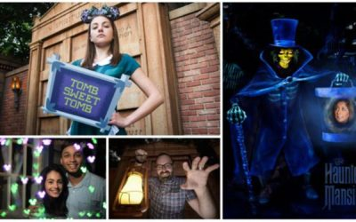 WDW Announces Special Experiences at Haunted Mansion on April 13