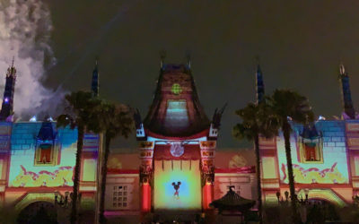 Wonderful World of Animation At Disney's Hollywood Studios After Hours