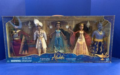 """Toy Review: """"Aladdin"""" Dolls by Hasbro"""