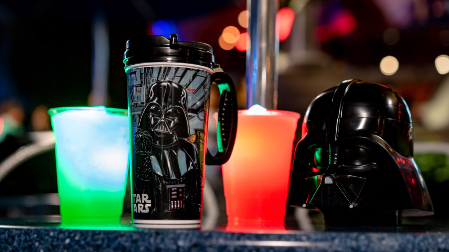 May the 4th Beverages and Novelties from Galactic Grill at Disneyland Park