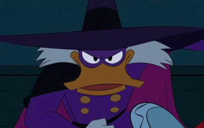 "Darkwing Duck Comes to ""DuckTales"" in Clip from Upcoming Episode"