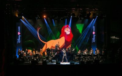 Disneyland Paris Announces Concert and Character Lineup for Disney Loves Jazz Event