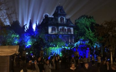 Disneyland Paris Celebrates Reopening of Phantom Manor with Special Event