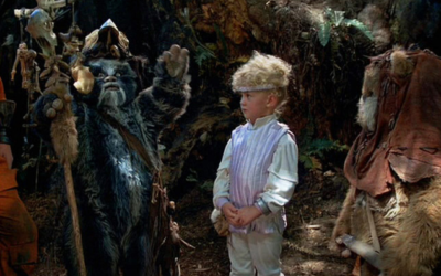 "Celebrate Star Wars Day with ""Ewok Adventures"""